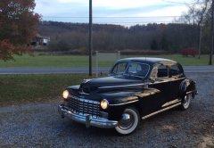 1948 Town Sedan