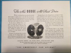 Dealer Brochure Fluid Drive Description