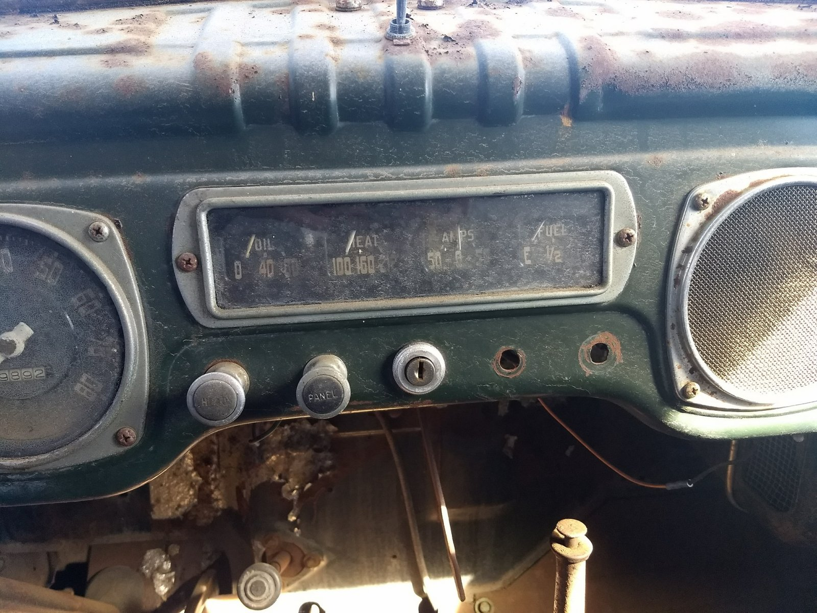 Dodge Pilothouse Panel Van 49-50?