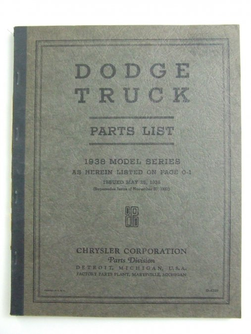 1938 Dodge Truck Parts List Cover Photo.jpg