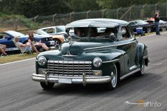 Dodge-custom-club-coupe- Sweden Falkenberg Cruising 2019.Replace Engine to  v8  and  Automatic Trans.