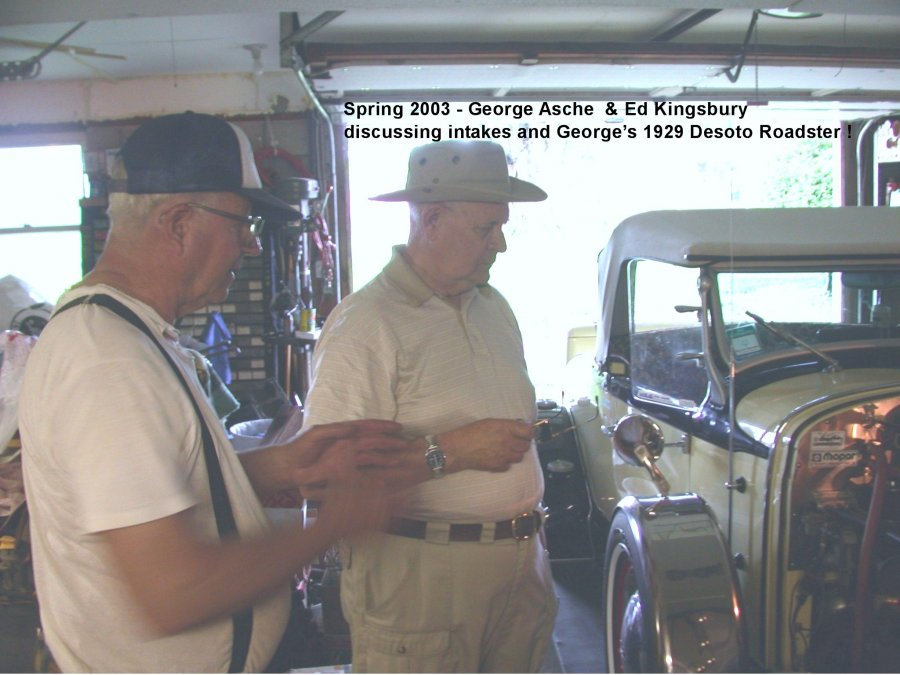 George and Eddy discussing the Desoto Roadsters 6 and 12 vo.jpg
