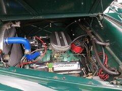 Dodge. Chevy v8