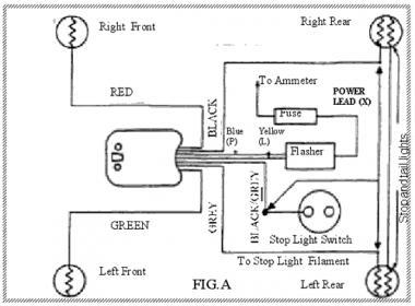 chicago wiring diagram turn signal flasher info needed p15 d24 forum p15 d24 com  turn signal flasher info needed
