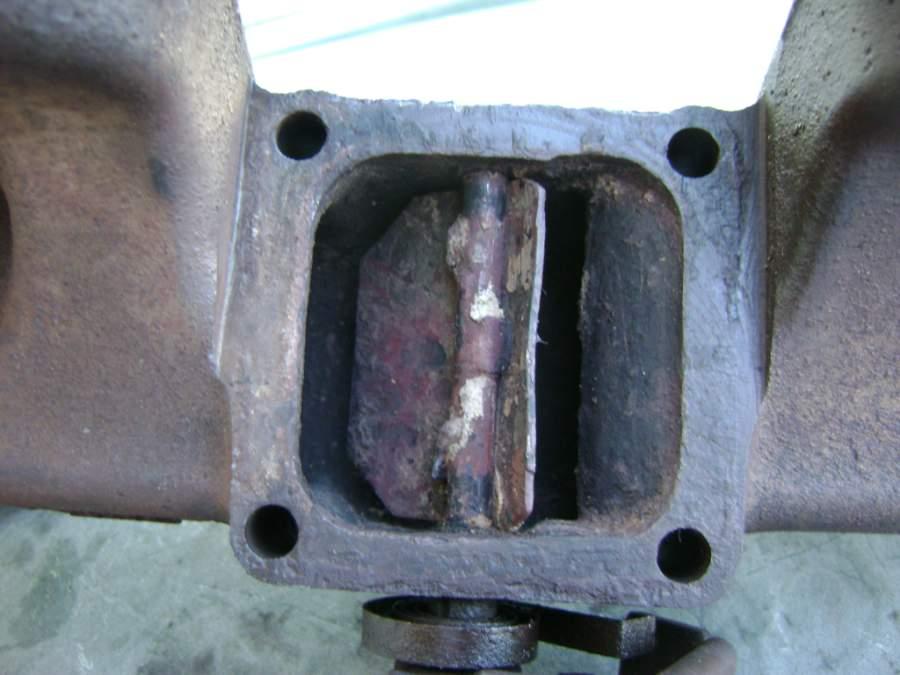 Heat Riser Confusion - Mopar Flathead Truck Forum - P15-D24