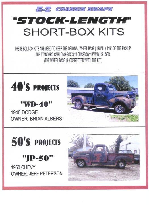 S-10 frame - Mopar Flathead Truck Forum - P15-D24.com and Pilot ...