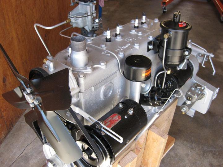 Post on Dodge Flathead Engine Rebuild