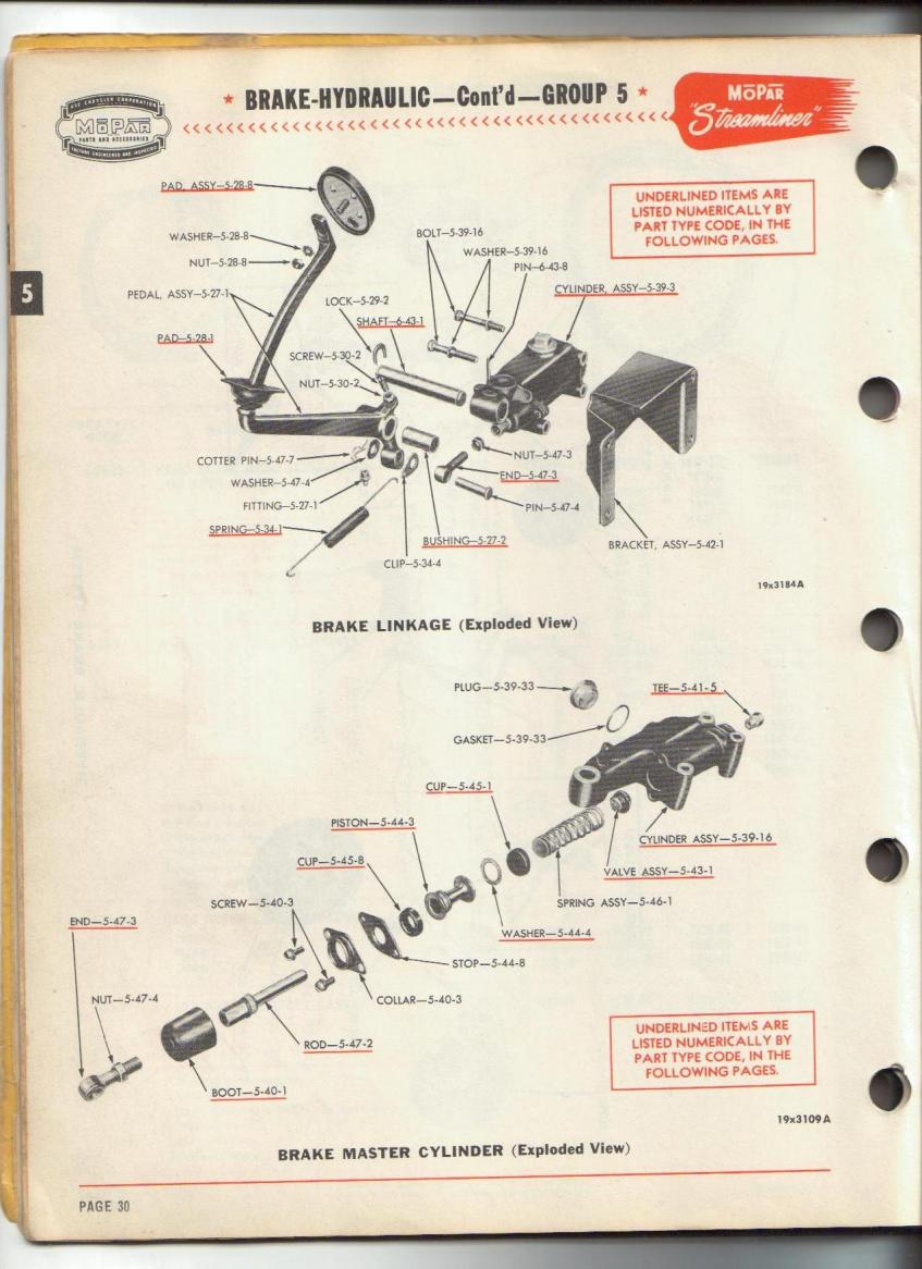 1948 Plymouth Special Deluxe Master Cylinder Problems P15 D24 Ford Post 423 13585365841777 Thumb
