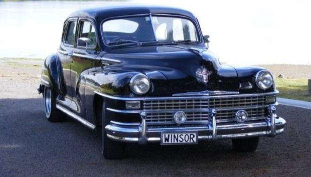 1947 Chrysler Windsor (New Zealand) - P15-D24 Forum - P15 ...